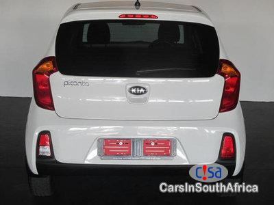 Kia Picanto 1.0 Manual 2014 in South Africa