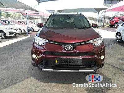 Picture of Toyota RAV-4 2.0 Manual 2016