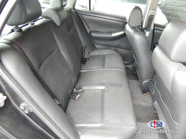 Picture of Toyota Runx 1.4 Manual 2005 in South Africa