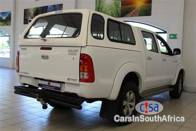Toyota Hilux 3.0 Manual 2013 in South Africa
