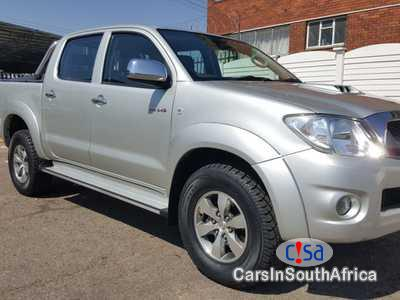 Picture of Toyota Hilux 3.2 Automatic 2012