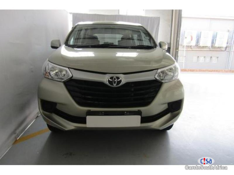 Picture of Toyota Avanza 1.5 Manual 2017