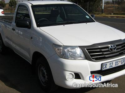 Picture of Toyota Hilux 2.5 Manual 2013