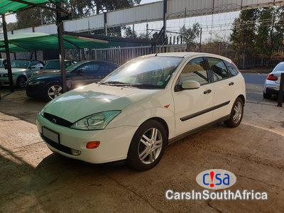 Picture of Ford Focus 2.0 Manual 2002