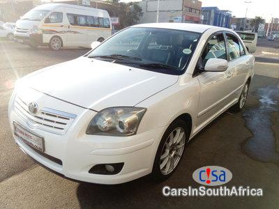 Pictures of Toyota Avensis 2.0 Automatic 2012