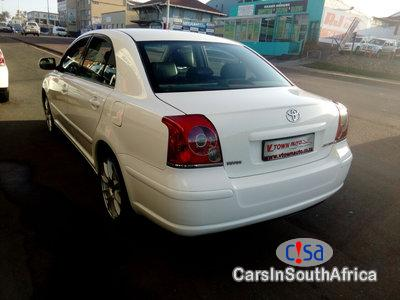 Toyota Avensis 2.0 Automatic 2012 in Gauteng