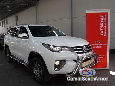 Picture of Toyota Fortuner 2.4 GD.R.6 Automatic 2018