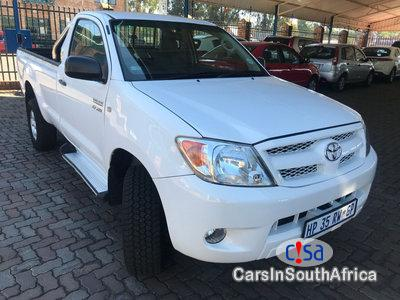Picture of Toyota Hilux 2.7 Vvt-i SRX P/u Manual 2010