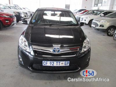 Picture of Toyota Auris 1.4 Manual 2011