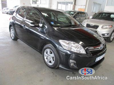 Toyota Auris 1.4 Manual 2011 in South Africa