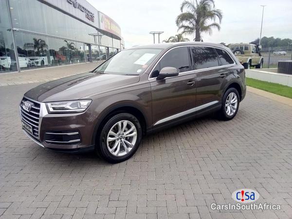 Audi Q7 Automatic 2018 in Western Cape