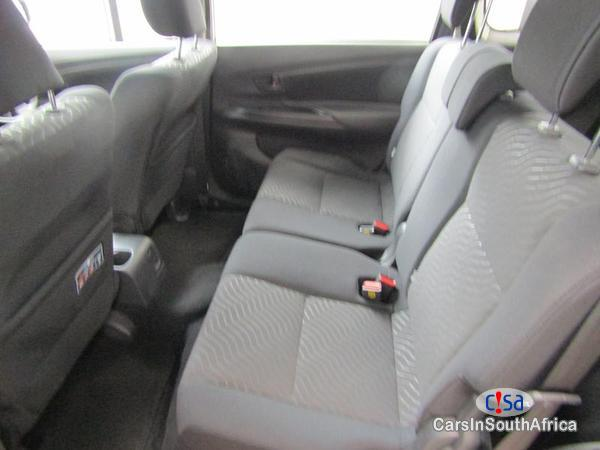 Toyota Avanza Eco Manual 2016 in South Africa