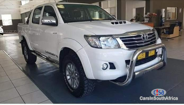 Picture of Toyota Hilux 3.0 Automatic 2016