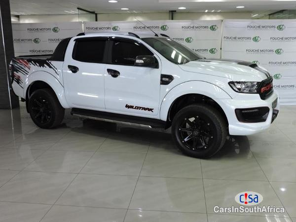 Pictures of Ford Ranger Automatic 2016