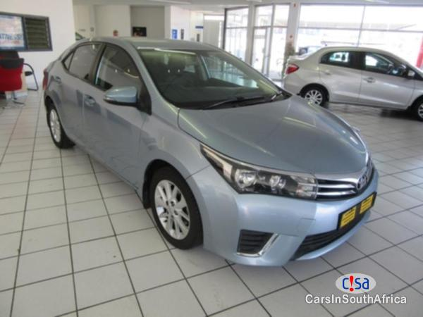 Pictures of Toyota Corolla Automatic 2015