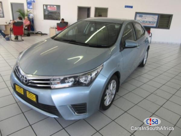 Toyota Corolla Automatic 2015 in Mpumalanga