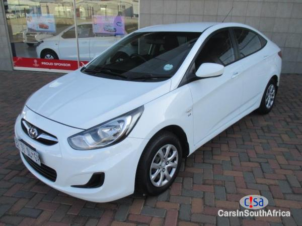 Picture of Hyundai Accent Manual 2013