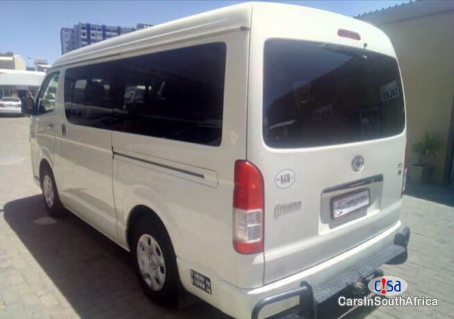 Toyota Quantum Manual 2012 in Gauteng