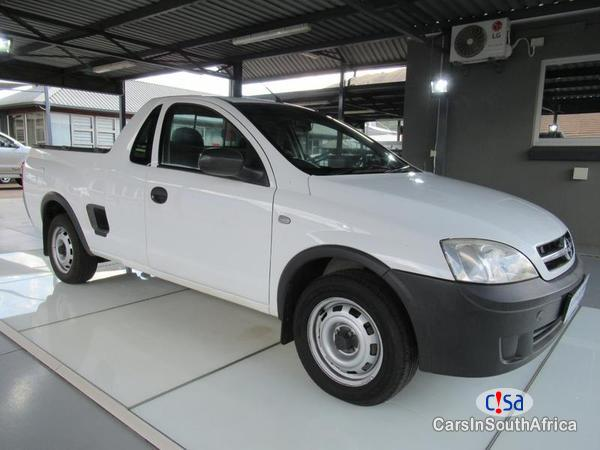 Picture of Opel Corsa Utility 1.4 Manual 2011