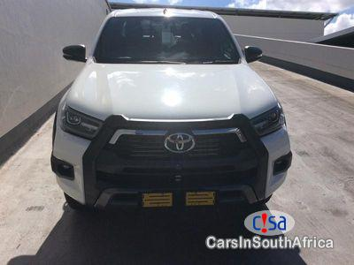 Pictures of Toyota Hilux 3.0 Automatic 2017