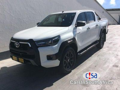 Toyota Hilux 3.0 Automatic 2017