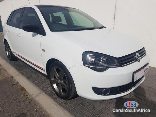 Picture of Volkswagen Polo Manual 2016