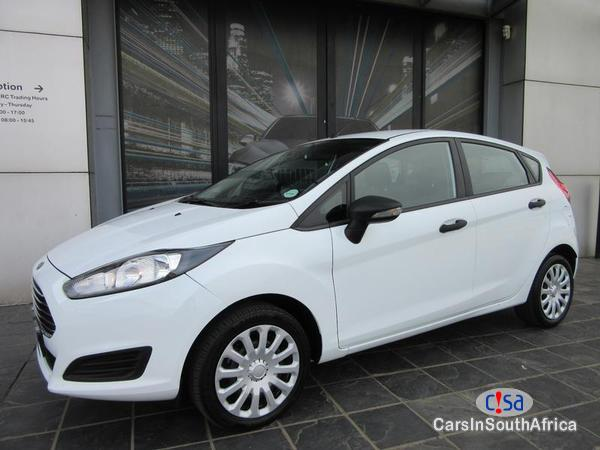 Picture of Ford Fiesta Manual 2015