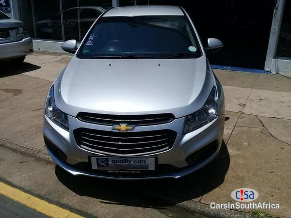 Pictures of Chevrolet Cruze Manual 2015