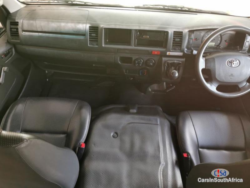 Toyota Quantum 2.7 VVTI SEAFIKILE 16 SEATS Manual 2017 in South Africa