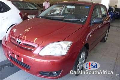 Toyota Runx 1.6 Manual 2007 in Gauteng