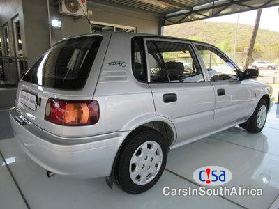 Toyota Tazz 1.3 Manual 2004 in South Africa