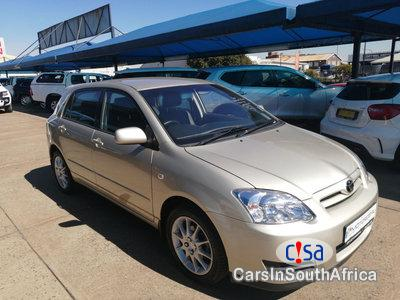 Picture of Toyota Runx 1.4 Manual 2006