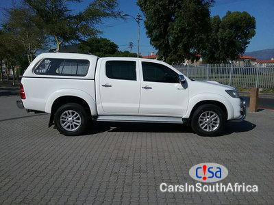 Picture of Toyota Hilux 3 0 Manual 2013