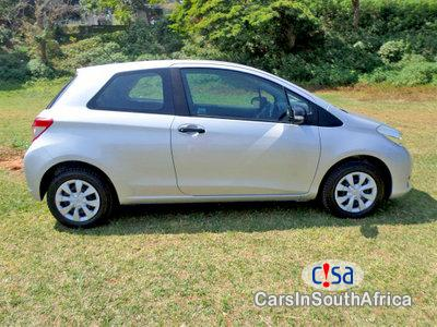 Toyota Yaris 1.0 Manual 2013 in South Africa