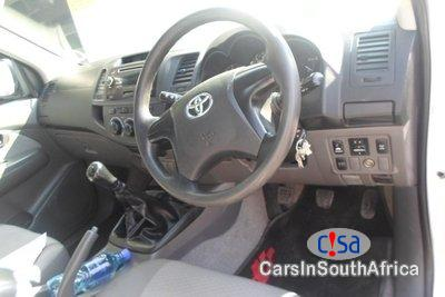Picture of Toyota Hilux 2.0 Manual 2011 in South Africa