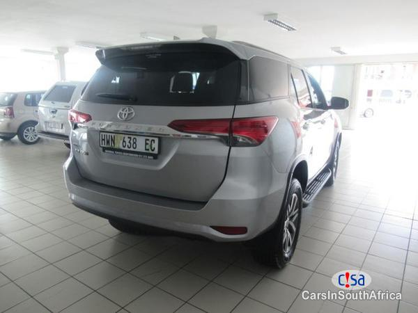 Toyota Fortuner Automatic 2016 - image 3