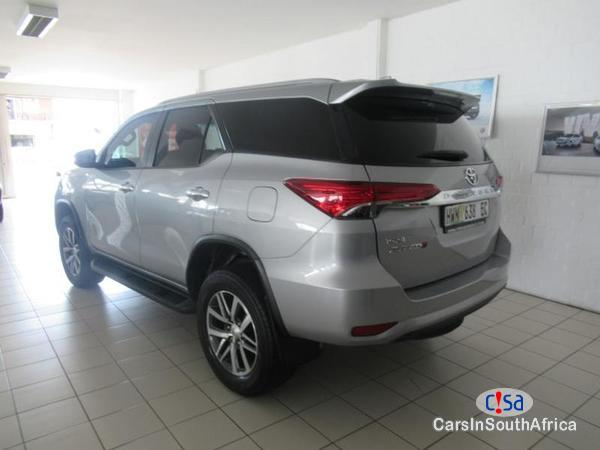 Toyota Fortuner Automatic 2016 - image 4