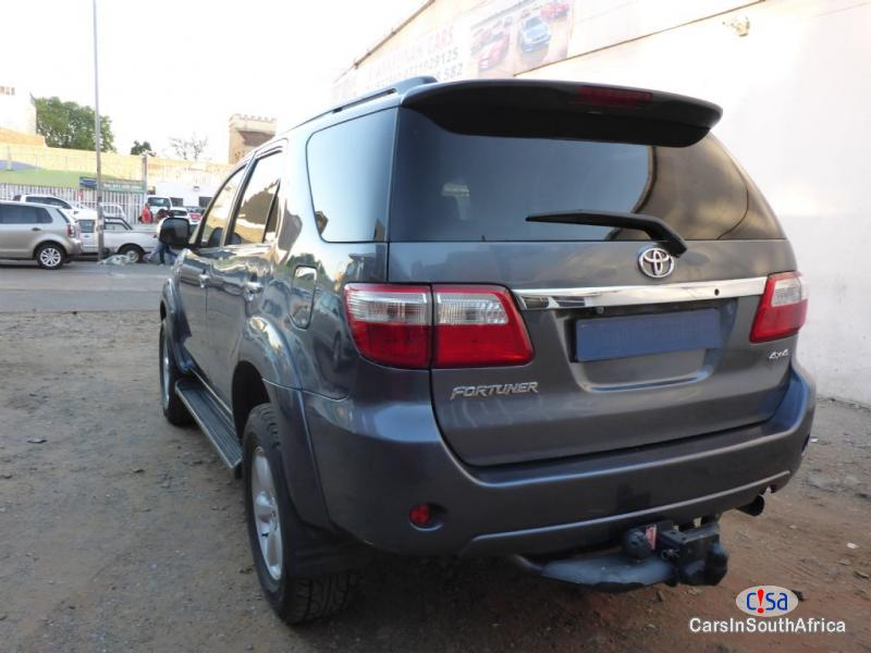 Picture of Toyota Fortuner Manual 2011 in Limpopo