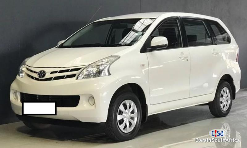 Pictures of Toyota Avanza Manual 2014