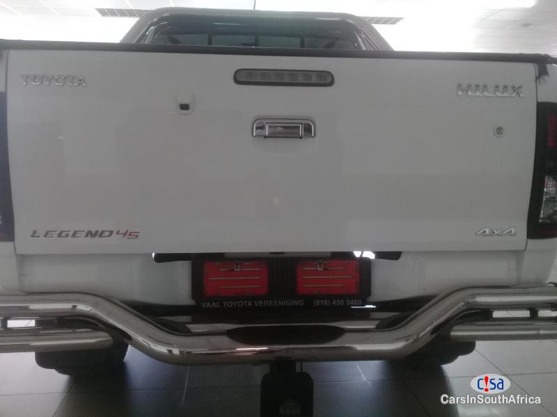 Toyota Hilux Legend 45 - 3.0 Manual 2015 in Mpumalanga