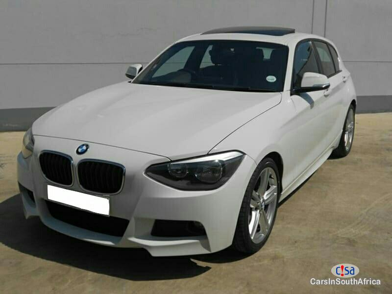 Picture of BMW 1-Series 2.0L Automatic 2013