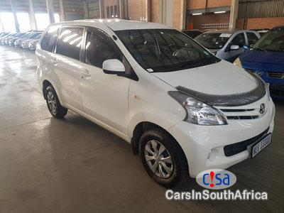 Pictures of Toyota Avanza 1.6 Manual 2014