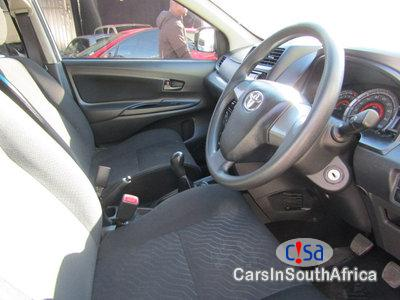 Toyota Avanza 1.6 Manual 2014 in South Africa