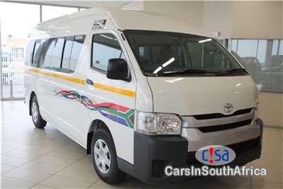 Picture of Toyota Quantum 2.5D4D Sesifikile Manual 2013