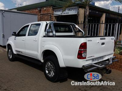 Picture of Toyota Hilux 3.0D4-D LEGEND 45 R/B/A/T DOUBLE CAB BAKKIE Automatic 2015