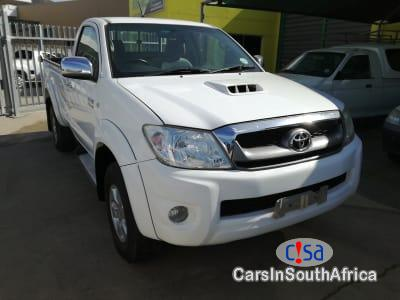 Pictures of Toyota Hilux Manual 2011