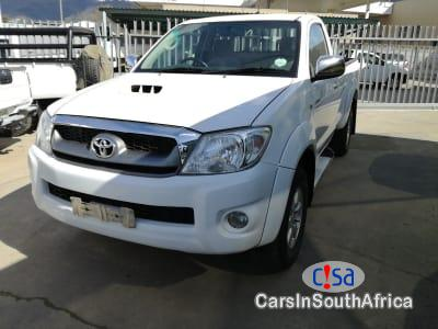 Toyota Hilux Manual 2011 in North West