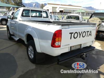 Toyota Hilux Manual 2011 in South Africa