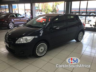 Toyota Auris 1.3 Manual 2012 in South Africa - image