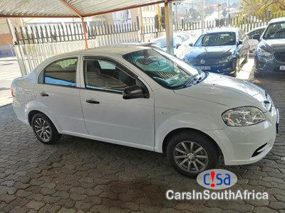 Picture of Chevrolet Aveo 1.6 Manual 2012